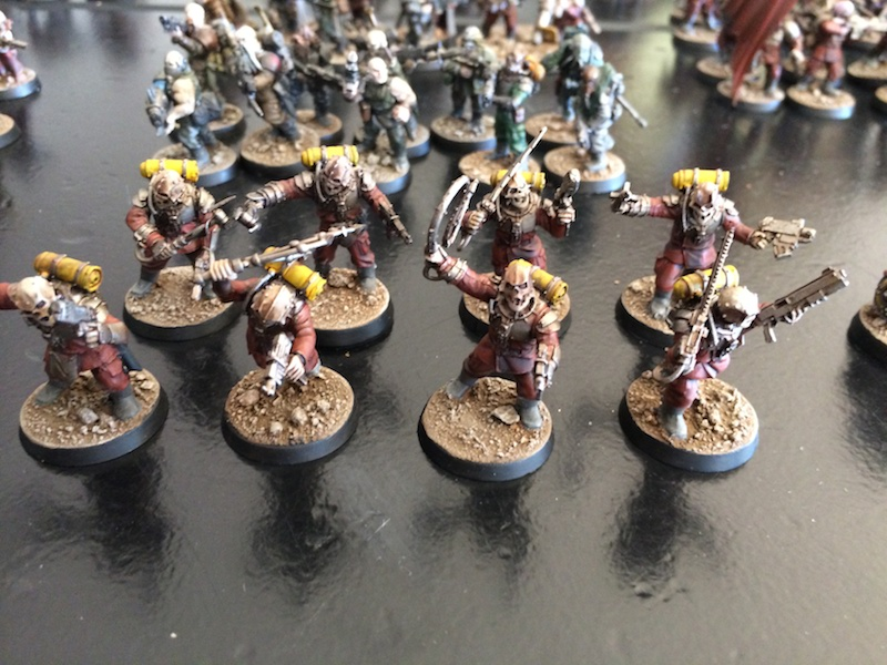 Blood's pact enforcers squad
