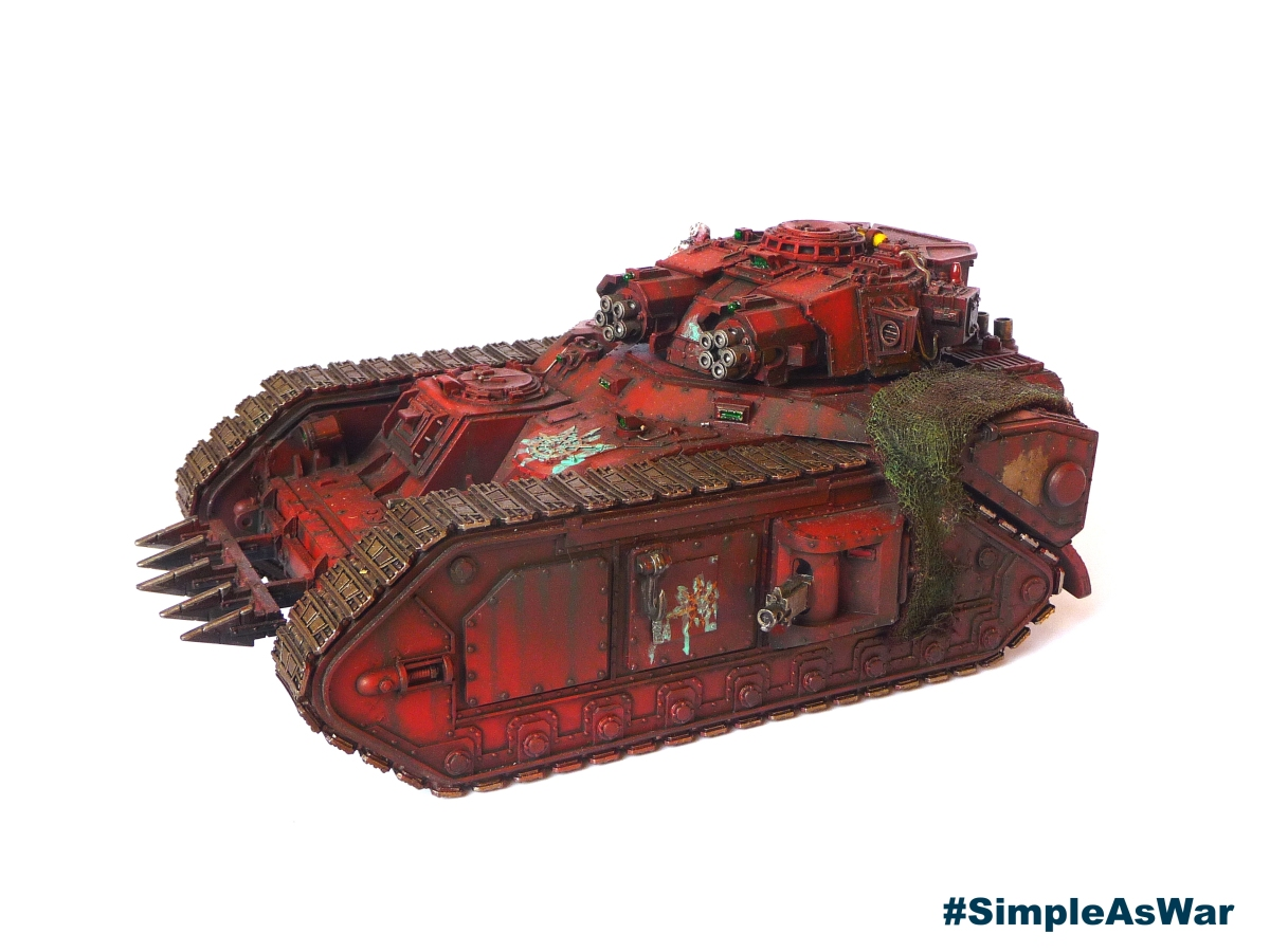 Gallery: Blood Pact Tanks