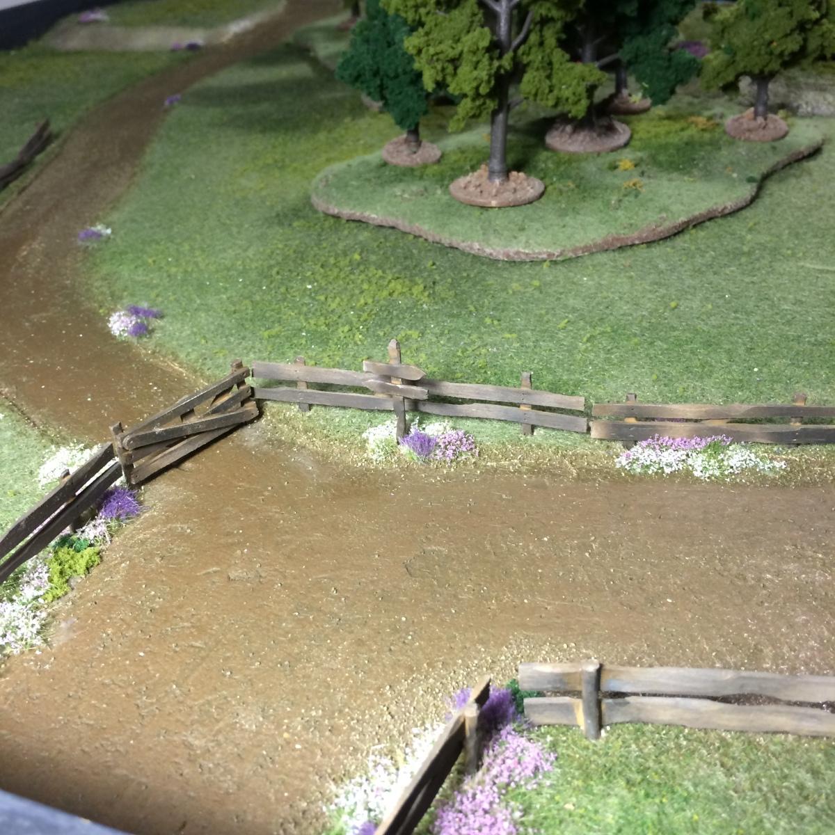 Kawarau River table details