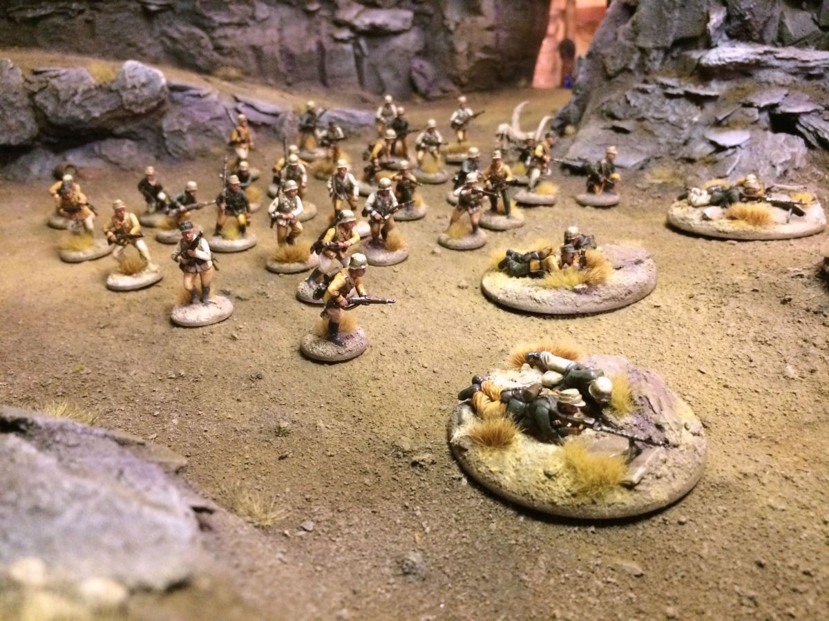 Review - Afrika Korps from Perry Miniatures