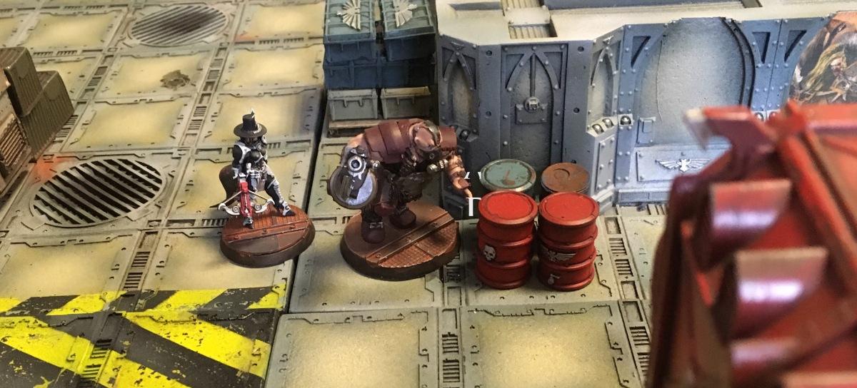 Battle Report – Inquisimunda II