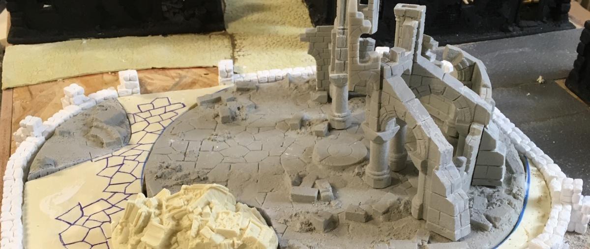 Malval table – Basilica